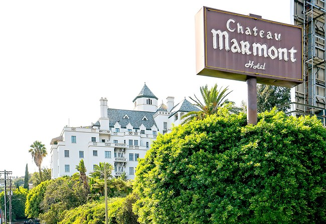 נראה שווה. מלון שאטו מארמונט (צילום מסך)