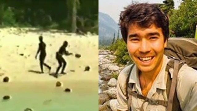 John Allen Chau and the native tribes of the Andaman Islands.