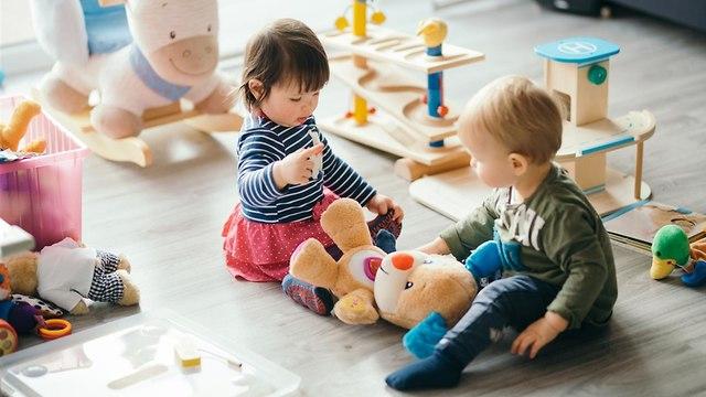 גן ילדים (צילום: shuttersstock)