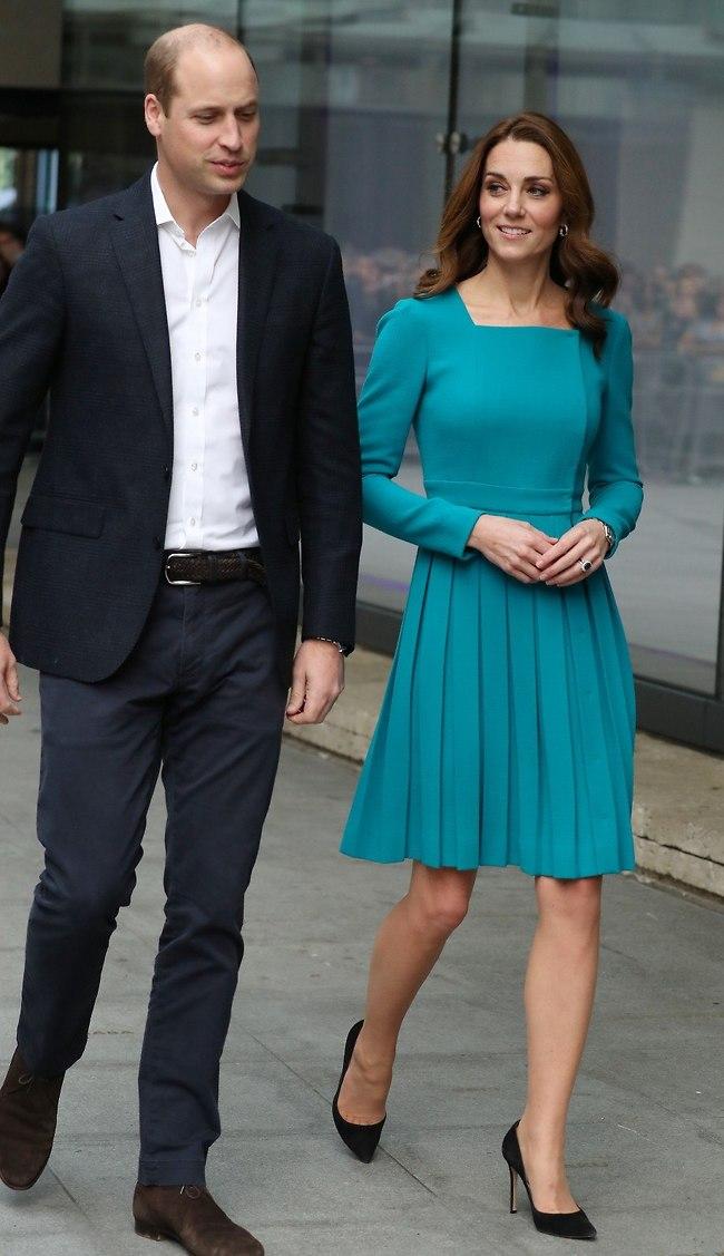 זוג מנצח. הנסיך וויליאם וקייט מידלטון (צילום: Gettyimages)