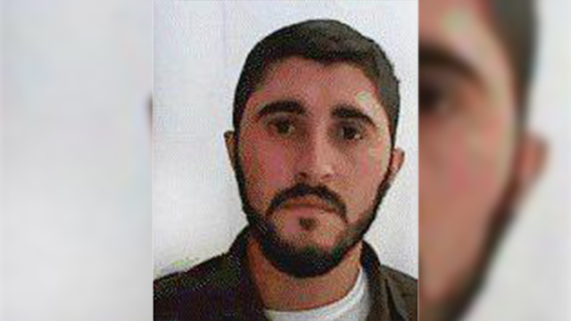 Awis Rajoub, a 25-years-old Hamas militant from Dura (Photo: Shin Bet media)