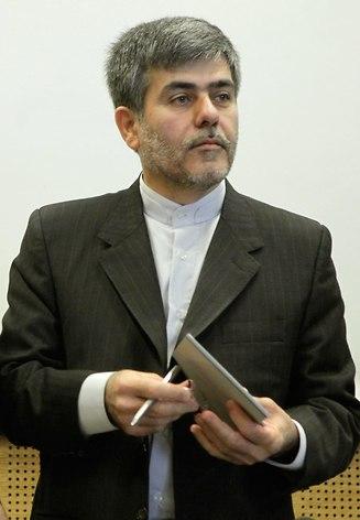 Dr. Fereydoon Abbasi-Davani (Photo: Reuters)