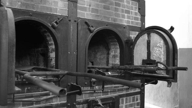 Crematorium at the Nazis' Mauthausen concentration camp (Photo: Shutterstock)