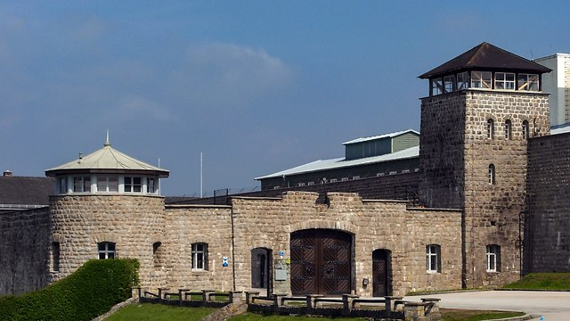 Mauthausen concentration camp (Photo: Shutterstock)