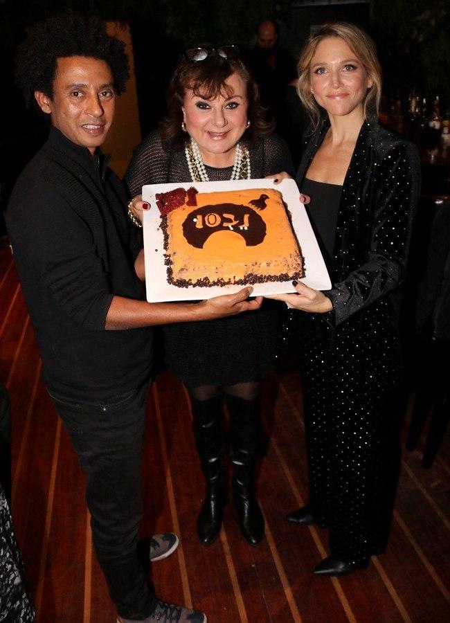 והייתה גם עוגה (צילום: ניר פקין)