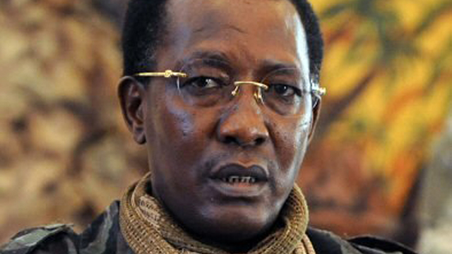 Chad President Idriss Deby (Photo: AFP)