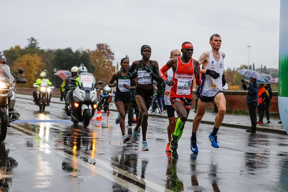 Лона Чемтай-Сальпетер. Фото: Asics Firenze Marathon Organization