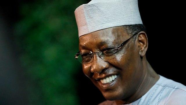 Chadian President Idriss Deby (Photo: EPA)