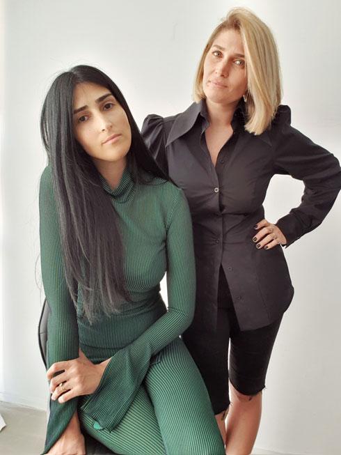 """האחיות המעצבות מהמותג סאמפל: """"גדלנו בלי כלום, אז למה שנריב?"""" לחצו על התמונה לכתבה המלאה"""