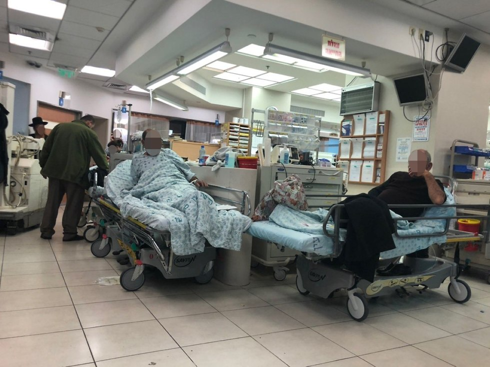 קשישים (צילום: אריאלה שטרנבך)