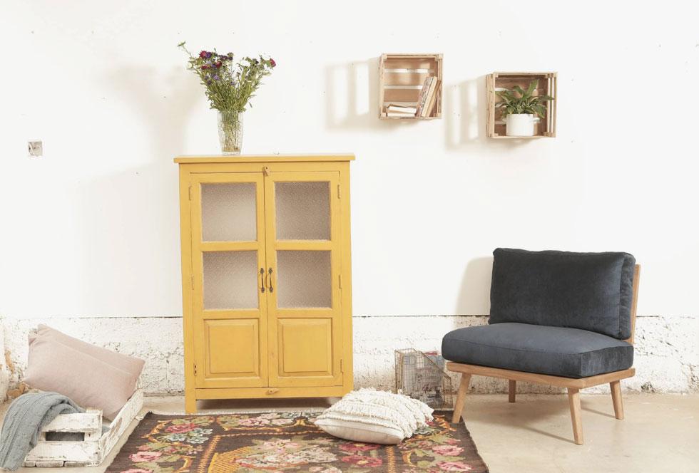 יכול לאחסן שמיכות בסלון, להיתלות על קיר לנוי או לשמש כארגז אחסון בחדר השינה או בחדר הילדים (צילום: צביקה טישלר)