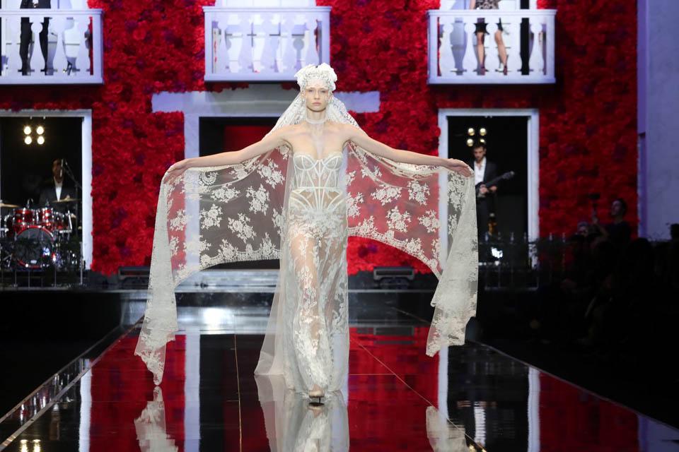 Вика Лалун для Алона Ливне. Фото: пресс-служба