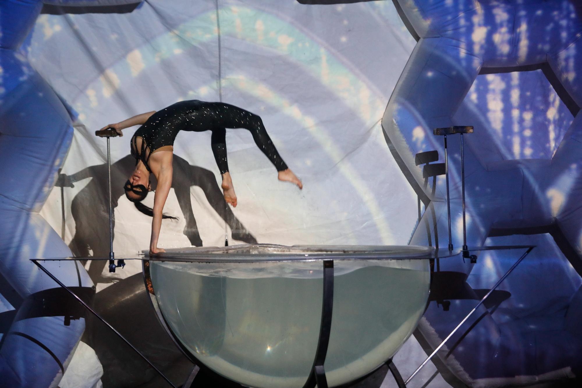 """Цирк """"Флорентин"""". Фото: пресс-служба мероприятия"""