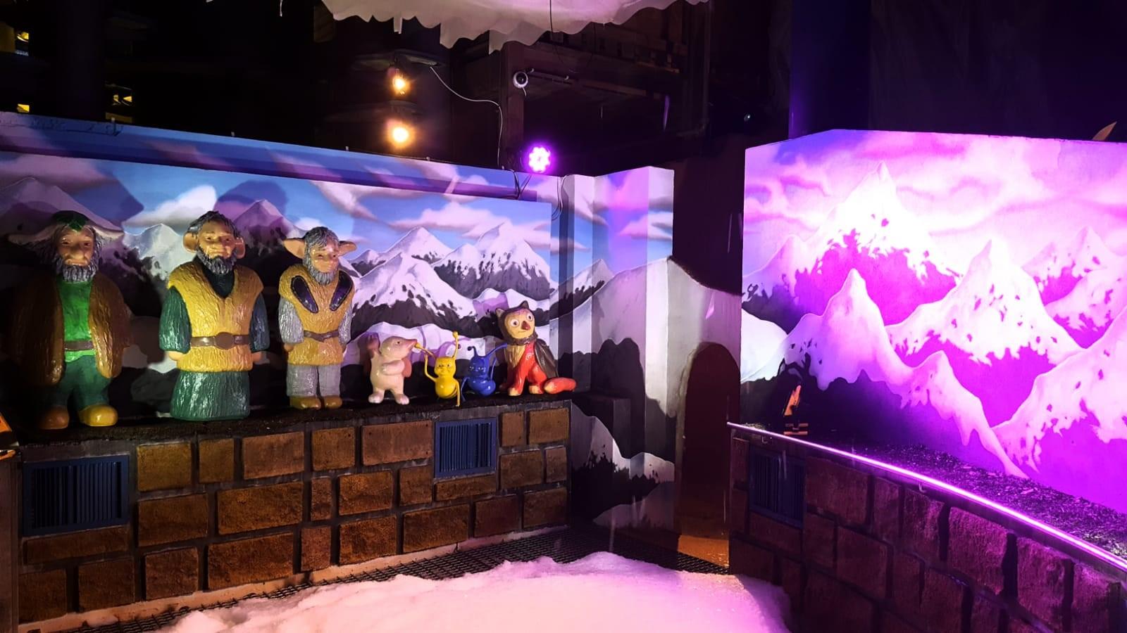 Интерактивная выставка в Детском музее. Фото: Цвия Биндер