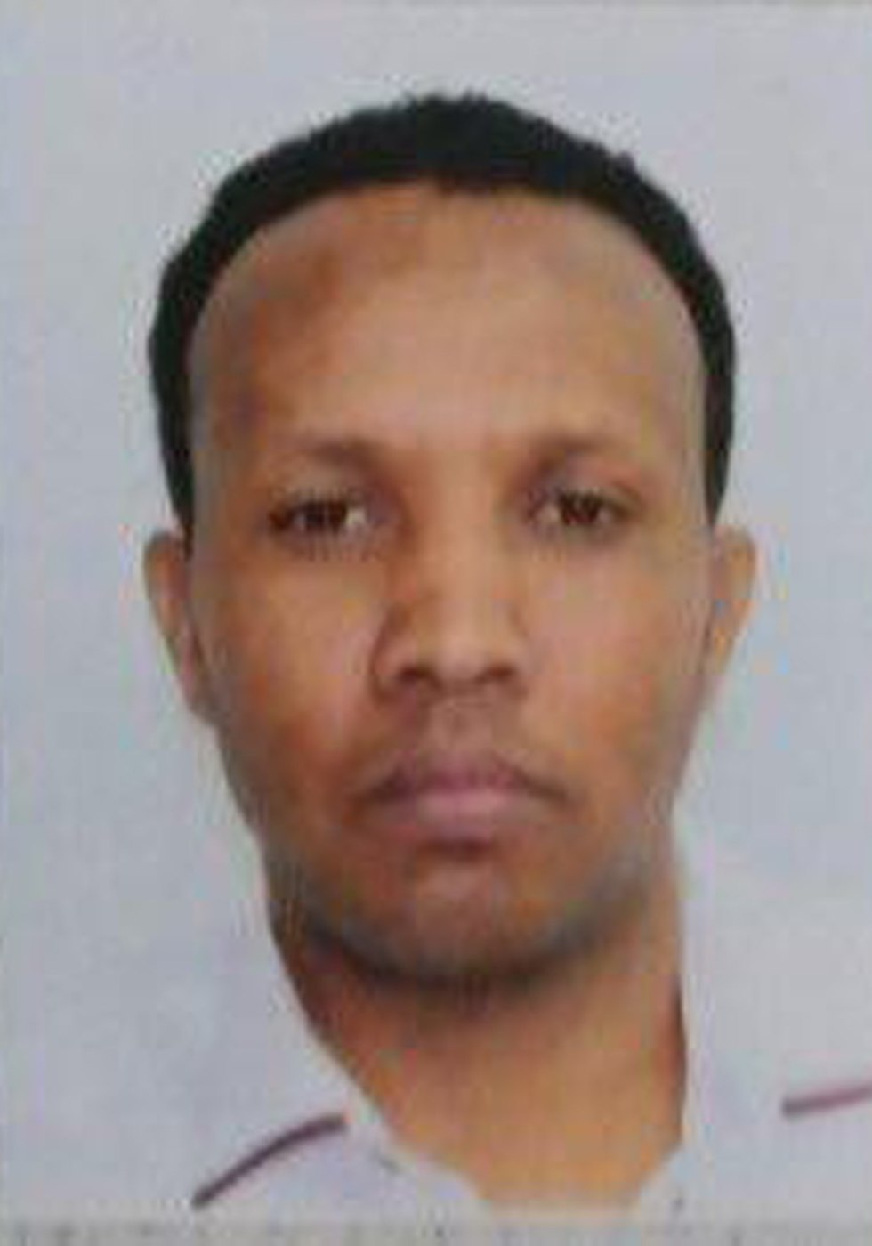 Tesfabran Tesfatsion, who is suspected of the murder of 13-year-old Silvana Tsegai