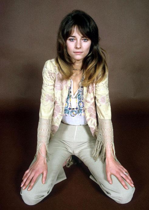 """""""אופנה אינה דבר טריוויאלי, היא ביטוי עצמי: איך אנחנו נראים ומציגים את עצמנו. זה חלק חשוב מאוד מהחיים"""". 1971 (צילום: rex/asap creative)"""
