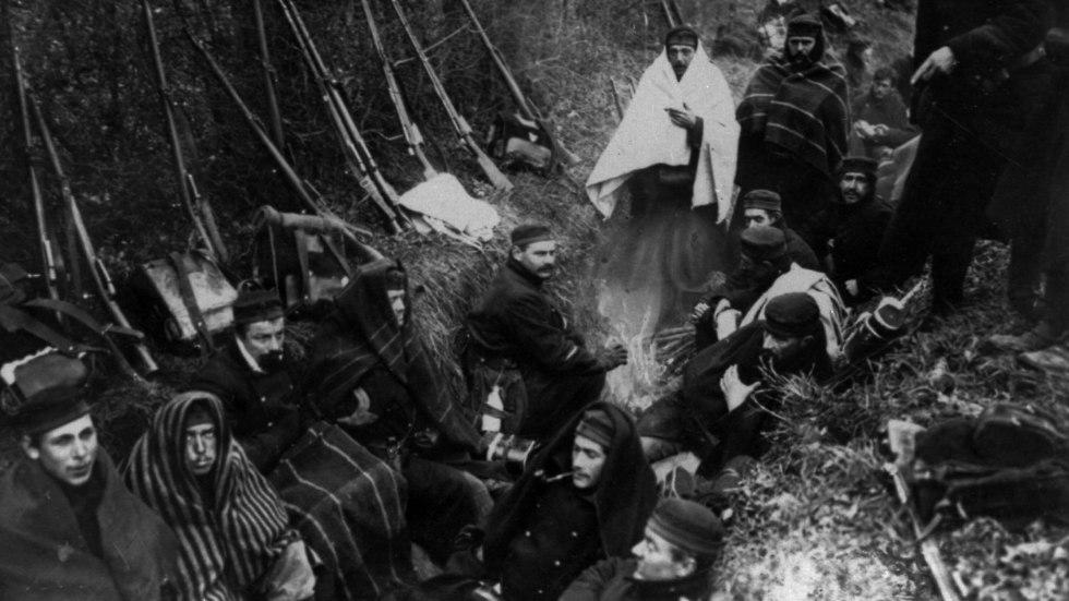 חיילים במלחמת העולם הראשונה (צילום: AP)