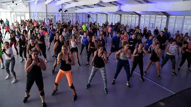 אימון גופני (motion)