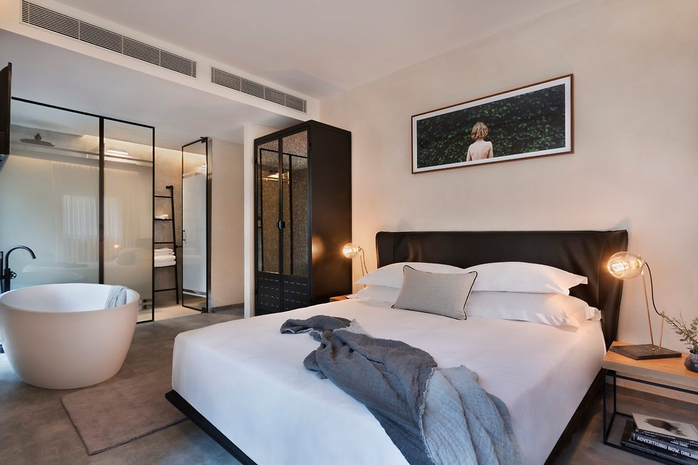 מלון דה ורה (צילום: אסף פינצ'וק)