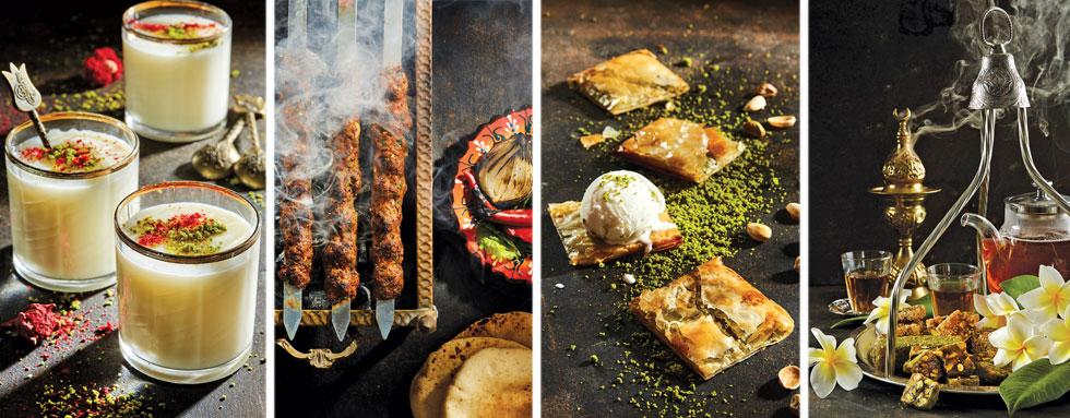 """פסטיבל """"א־שאם"""", שייערך בחיפה בפעם הרביעית, מציג ומנגיש לחובבי הקולינריה בישראל אוכל ים־תיכוני, טעים, אחר ושונה. לא רק בישול גורמה, גם לא רק מטבח מזרחי, """"א־שאם"""" הוא הזדמנות להיחשף לסגנונות, לבשלנים ולשפים חדשים (צילום: אסף אמברם; סטיילינג: נועה קנריק)"""