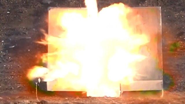 שידרוג אמצעי לחימה של חיל ההנדסה ברמת הגולן (צילום: דובר צה
