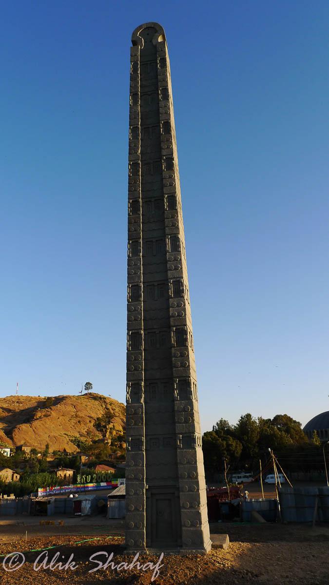טיול באתיופיה (צילום: אליק שחף)
