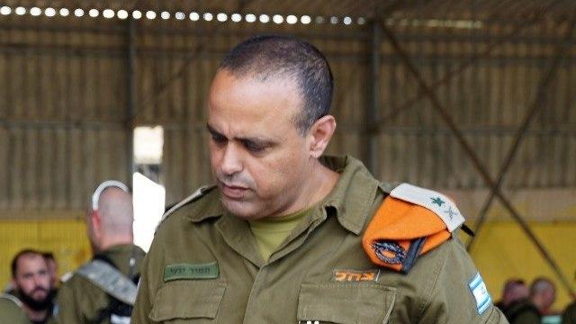 אלוף פיקוד העורף תמיר ידעי  (צילום: דובר צה