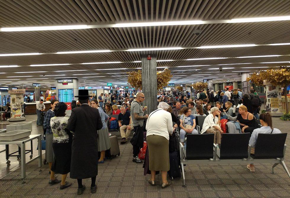 מלא כל השנה: טרמינל 1 (צילום: גלעד ילון)