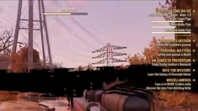 פולאאוט 76 (צילום מסך)