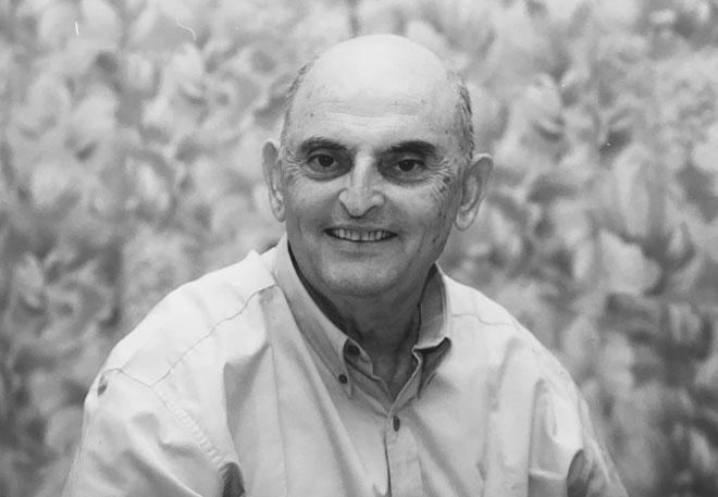 אשר קלדרון, 1929-2018 (באדיבות טל קלדרון)