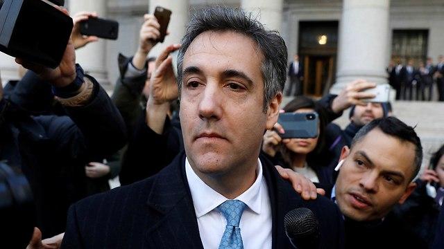 מייקל כהן עורך הדין לשעבר של נשיא ארה