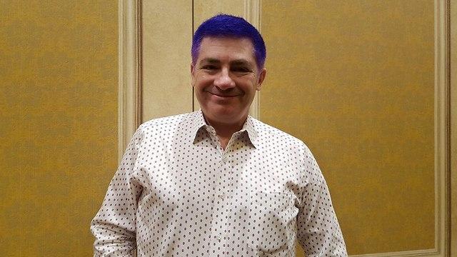 ג'ף באר, AWS (צילום: יובל מן)