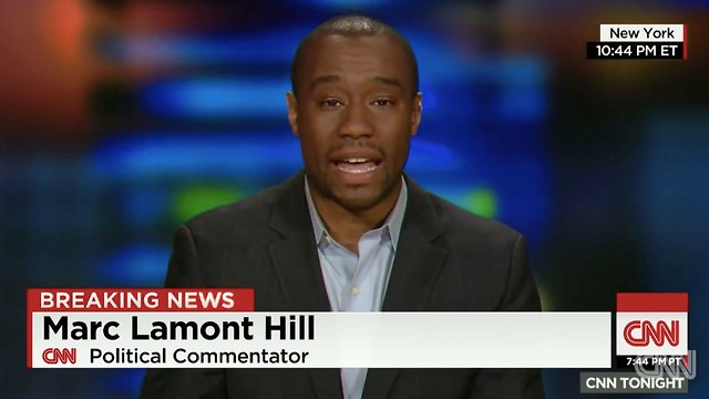 Marc Lamont Hill  (Photo: CNN)