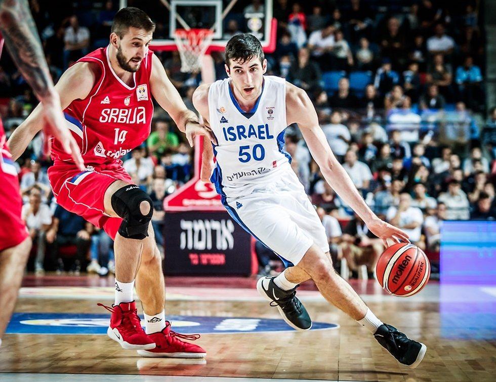 יובל זוסמן (צילום: FIBA.com)