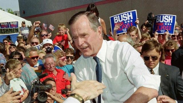 George H.W. Bush  (Photo: AFP)