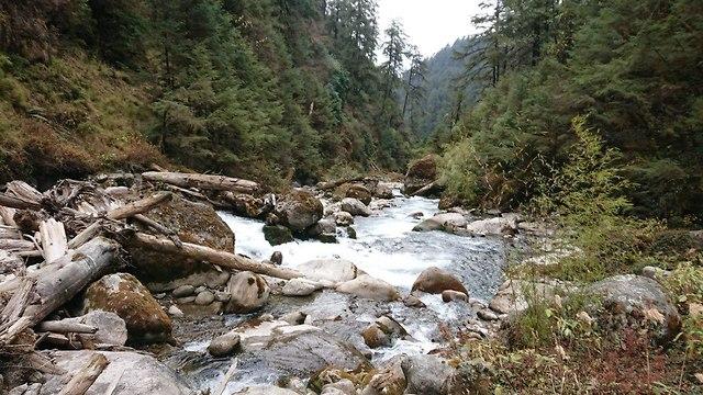 חילוץ דניאל לויף נהר אוורסט בנפאל ()