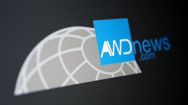 The logo for the 'Another Western Dawn' website. (Photo: Reuters)