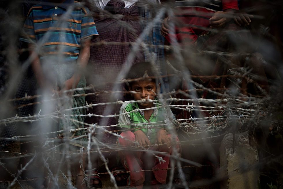 תמונות השנה של AFP (צילום: AFP)