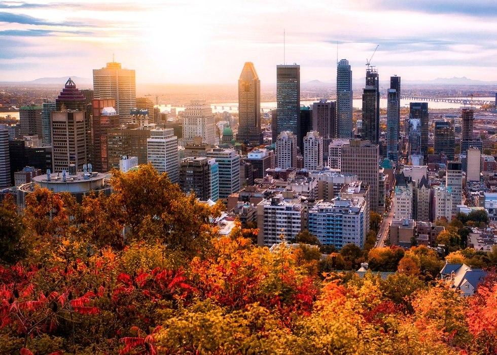 מונטריאול (צילום: shutterstock)