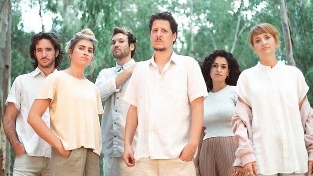 להקת האיינגלסי (צילום: אלכס פרפורי)