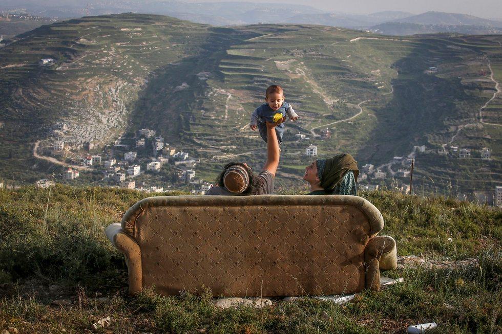 עדות מקומית (מארק ישראל סלם - ג'רוזלם פוסט)