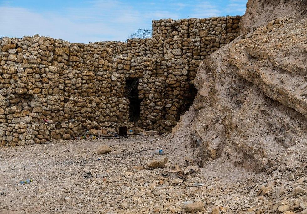 ארמונות החשמונאים (צילום: מאיר וקסמן)