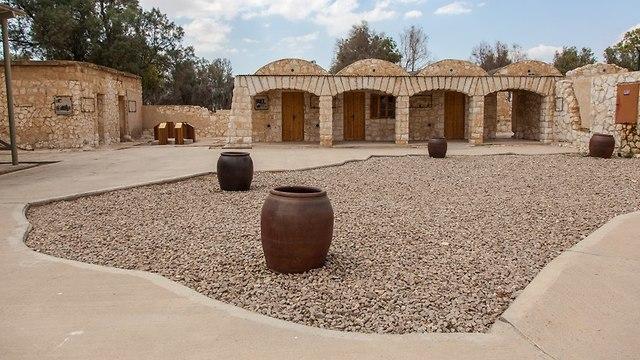 בית אשל (צילום: אלברטוס)