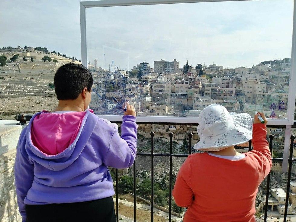 גן לאומי עיר דוד (צילום: אקים ישראל)