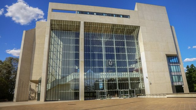 בית המשפט העליון באוסטרליה (צילום: shutetrstock)