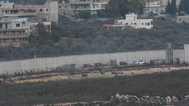 """צה""""ל יצא למבצע """"מגן צפוני"""": """"חשפנו מנהרות של חיזבאללה שחדרו לשטח ישראל"""" 892090001001599640360no"""
