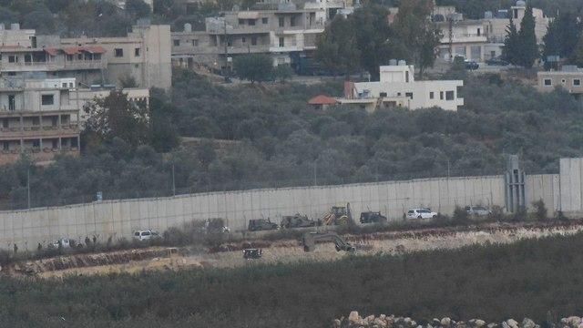 """צה""""ל יצא למבצע """"מגן צפוני"""": """"חשפנו מנהרות של חיזבאללה שחדרו לשטח ישראל"""" 892090101001599640360no"""