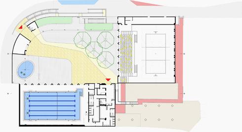 תוכנית המרכז המשופץ (תוכנית: V5 אדריכלים)
