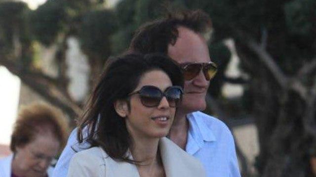 Даниэла Пик и Квентин Тарантино. Фото: Моти Левтон