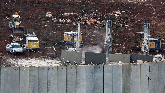 """סרטון ראשון מהמנהרה שחשף צה""""ל בצפון, חיזבאללה פרסם תמונות חיילים 892264334992381640360no"""